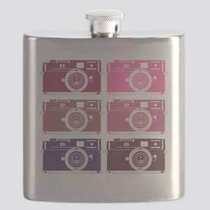 photoGIRLS Flask